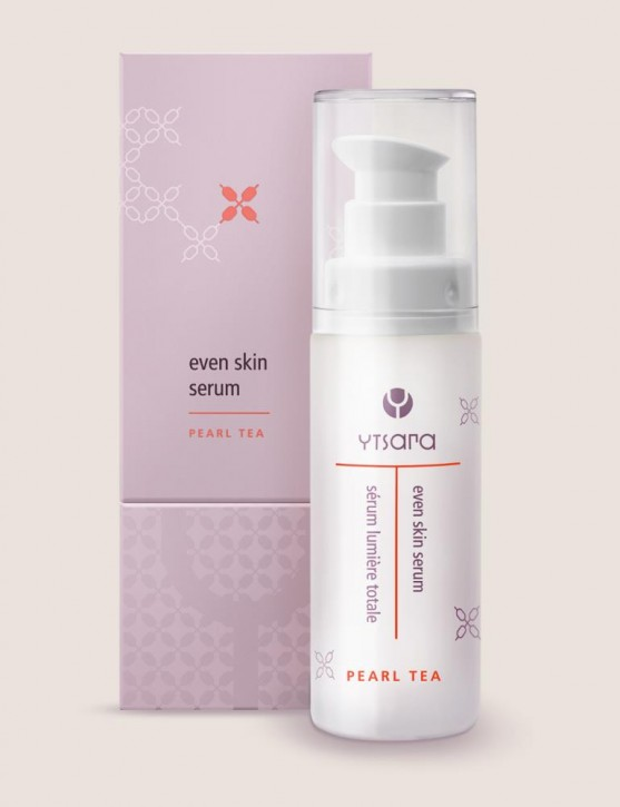 YTSARA  Even Skin Serum - pearl tea, 30  ml