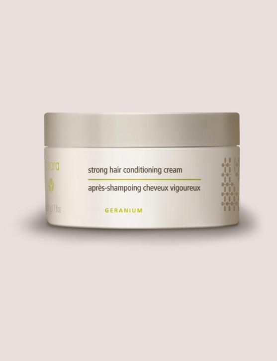 YTSARA Strong Hair Conditions Cream - geranium, 200gr