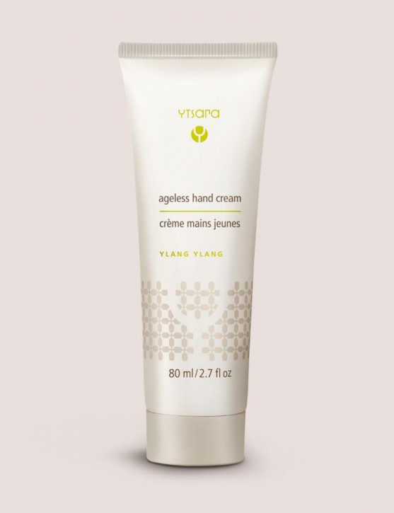 YTSARA Ageless Hand Cream- ylang ylang,  80  ml